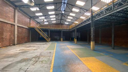 Bodega Industrial En Toberin, Bogotá