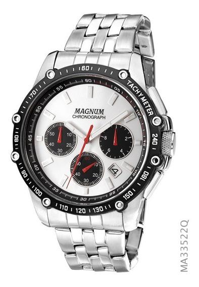 Relógio Magnum Masculino Cronógrafo Ma33522q
