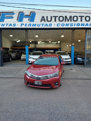 Toyota Corolla 1.8 Xei Cvt Pack 140cv 2015