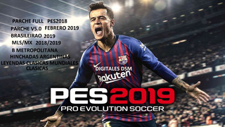 Parche Ps3 Pes18 Superliga 19/20 + Ligas Full 19/20