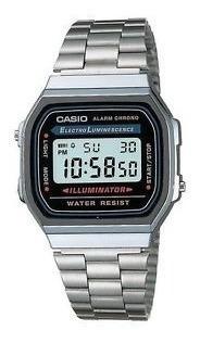 Relógio Vintage Casio A168w 1w