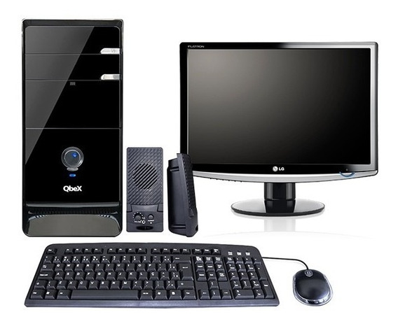 Computador Qbex Core I5