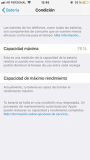 Celular iPhone 6 - Funciona Perfecto