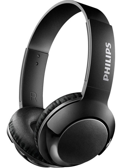 Fone De Ouvido Philips Bluetooth Shb3075bk00 (jbl,logite,son