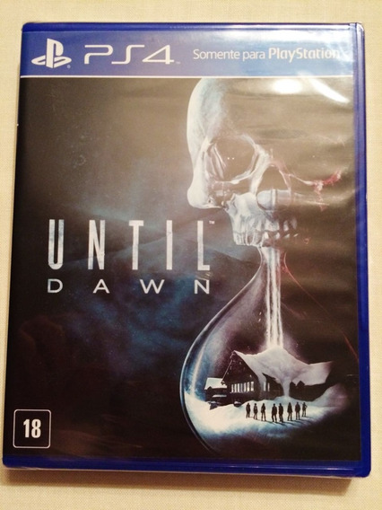 Until Dawn Ps4 - Lacrado