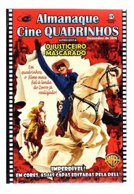 Almanaque Cine Quadrinhos - Primaggio - Bonellihq Cx466 L18