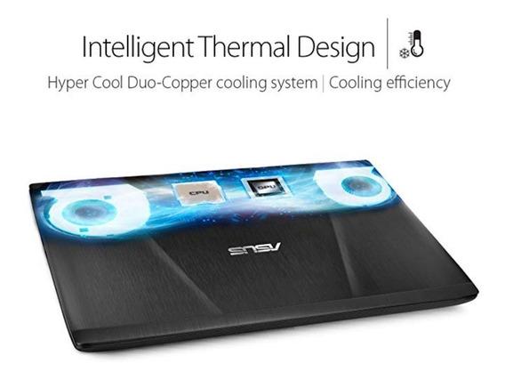 Notebook Asus 15 Full Hd I7 7700hq 16gb Ram 128ssd Gtx1060