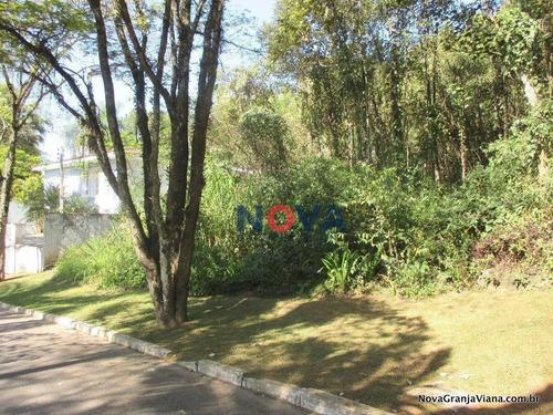 Imagem 1 de 28 de Terreno À Venda, 1324 M² Por R$ 480.000,00 - Forest Hills - Jandira/sp - Te0965