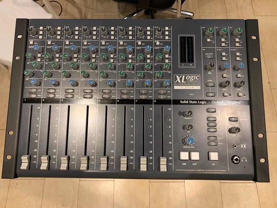 Ssl X-desk Summing Mixer Api Neve Manley
