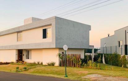 Casa Com 4 Suites À Venda, 600 M² Por R$ 1.495.000 - Um Condomínio Conceito - Itu/sp - Ca2367