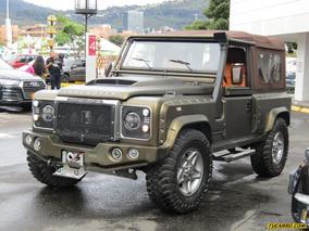 Land Rover Defender Carpado