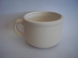 20 Taza Redonda De Ceramica Para Pintar