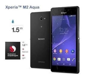 Display Lcd Frontal Completa Sony M2 Aqua D2403