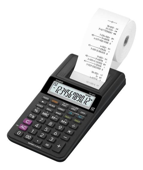 Calculadora Casio Hr-8rc Original Nota Fiscal Subst Hr-8tm