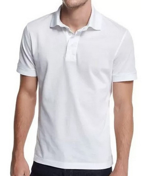 Playera Tipo Polo Para Sublimar Varias Tallas