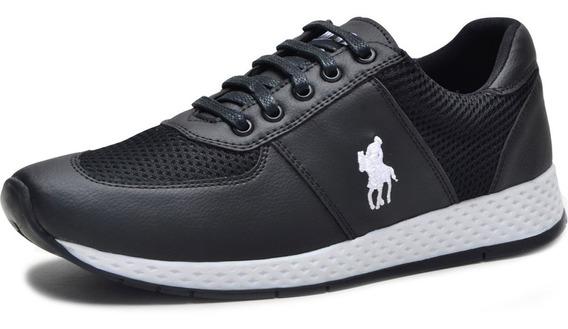 Tênis Masculino Original Polo Plus Jogger Promoção
