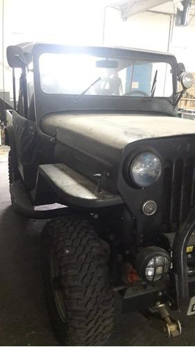 Willys/jeep 2.2 4x4 8v 1953