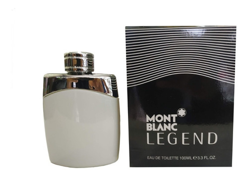 Perfume Mont Blanc Legend Blanca