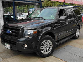 Impecable Ford Expedition 5.4 Limited Piel V8 4x2 At 2010