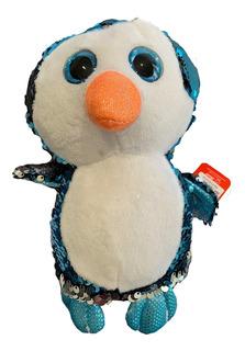 Pingüino Smash Lentejuelas Azul