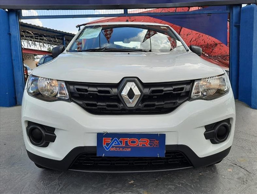 Renault Kwid Kwid 1.0 12v Sce Flex Zen Manual 2020
