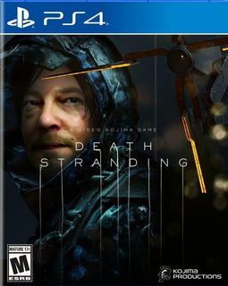 Death Stranding - Ps4 Fisico- Game Warrior