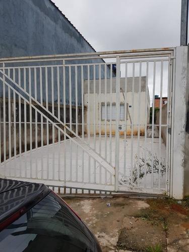 Casa 02 Dorms Com Garagem - Cidade Soberana