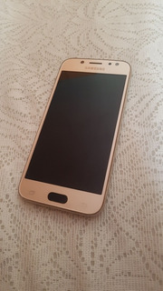 Celular Sansung Smartphone Galaxy J5 Pro Duos 35gb Dourado