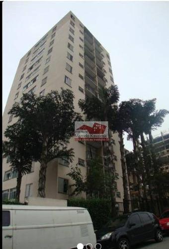 Apartamento Com 2 Dormitórios À Venda, 55 M² Por R$ 250.000 - Jardim Celeste - São Paulo/sp - Ap12990