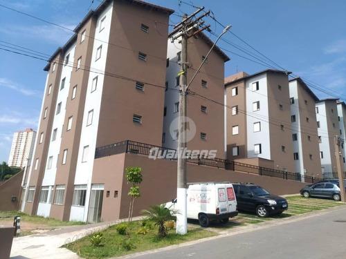 Apartamento Com 2 Quartos À Venda, 52 M² Por R$ 215.000 - Parque São Vicente - Mauá/sp - Ap0198