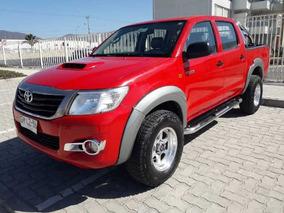 Toyota Hilux 4x4 2.5cc 4x4
