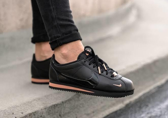 zapatillas cortez nike premiun mujer