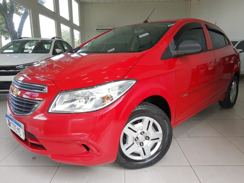 Gm Chevrolet Onix Lt 1.0 8v Flex 2015