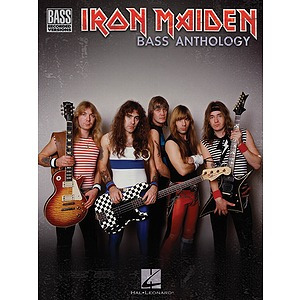 Iron Maiden - Bass Anthology - Song Book