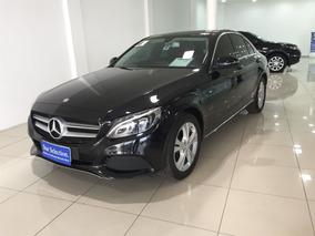 Mercedes-benz C 180 1.6 Cgi Avantgarde 16v Turbo Gasolina 4p