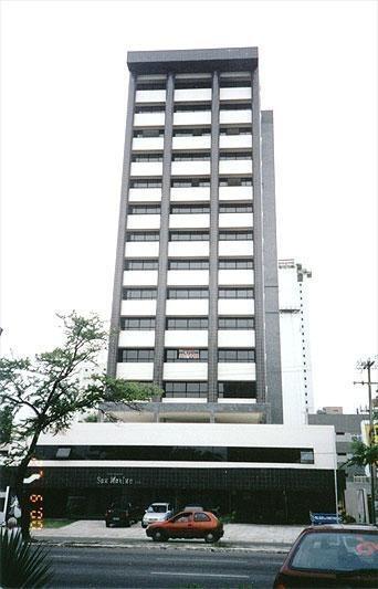 Sala Para Alugar, 39 M² Por R$ 1.200,00/mês - Boa Viagem - Recife/pe - Sa0107