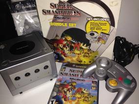 Game Cube Edição Bundle Smash Bros