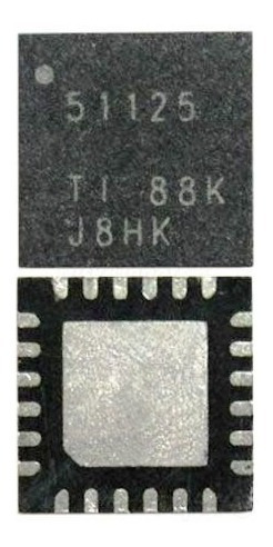 Ci Smd Pwm Tps51125 / Tps51125a Notebook Sku053