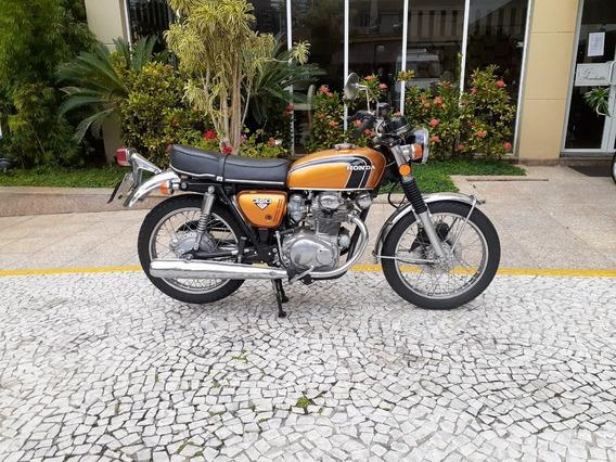 Honda Cb350 1973
