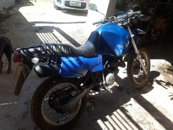 Yamaha Tenere600