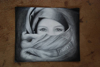 Dibujo Original Freedom - Libertad Dibujo Original