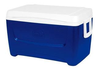 Caixa Termica Cooler Igloo Usa 48qt / 45l Azul