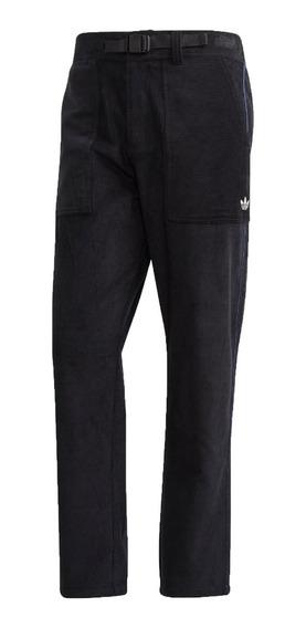 adidas Originals Pantalón Lifestyle Hombre Corduro Negro Fkr