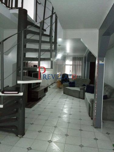 Imagem 1 de 15 de Sb-7804 - 2 Casas - 5 Dormitórios - B.jordanópolis - Sbc - Sb-7804