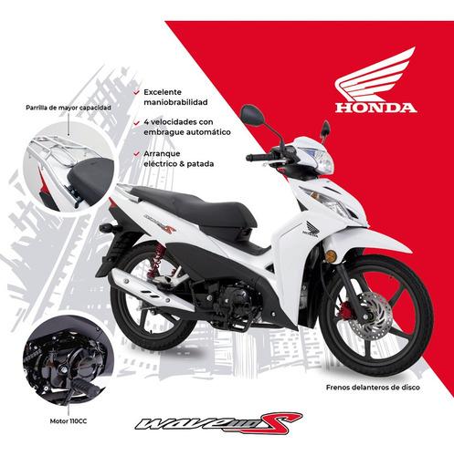 Honda Wave 110cc Financiacion 100%