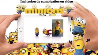 Tarjetas De Invitacion Minions En Mercado Libre Argentina