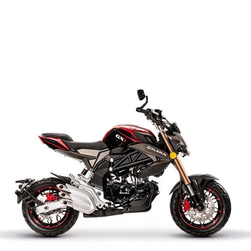 Moto Gilera Gx1 Sport 125cc 0km Urquiza Motos