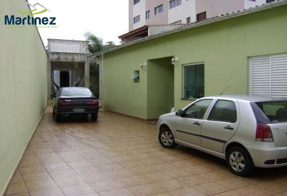 Casa Residencial À Venda, Parque São Lucas, São Paulo - Ca0080. - Ca0080