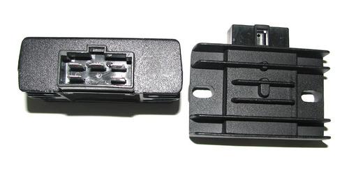 Regulador De Voltaje Yamaha Fz 16