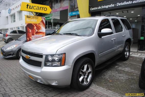 Chevrolet Tahoe Full Equipo